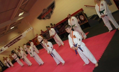Advanced TKD and KKB (Grading)