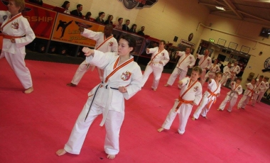 Beginners TKD and KKB (Grading)