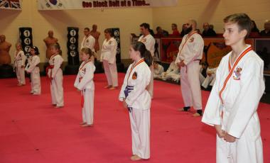 Foundation TKD (Grading)