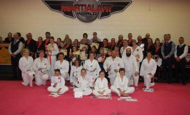 Foundation TKD and KKB (Grading)