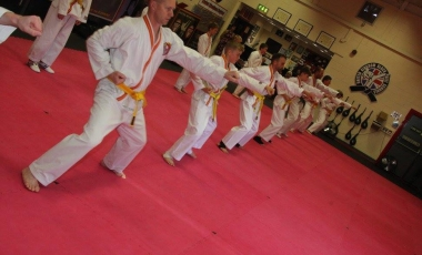 Intermediate TKD and KKB (Grading)