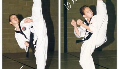 Is it right for a child to earn a black belt?