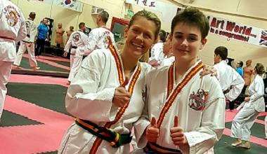 Student Experience at Martial Art World