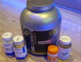 Top 5 supplements for a martial artist