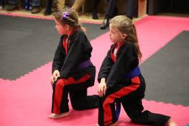 Why children need clear boundaries and how Martial Arts can help
