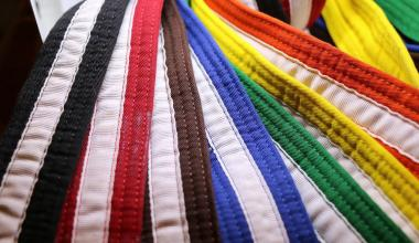 Is it important to test for your new belt in Martial Arts?